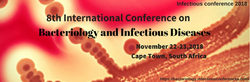 Bacteriology conferences, infectious disease congress, parasitology meetings, medical microbiology c - Infectious Conference 2018