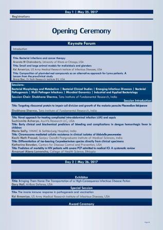 Medical Conferences 2018