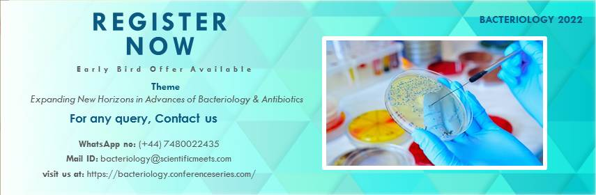 - Bacteriology 2022