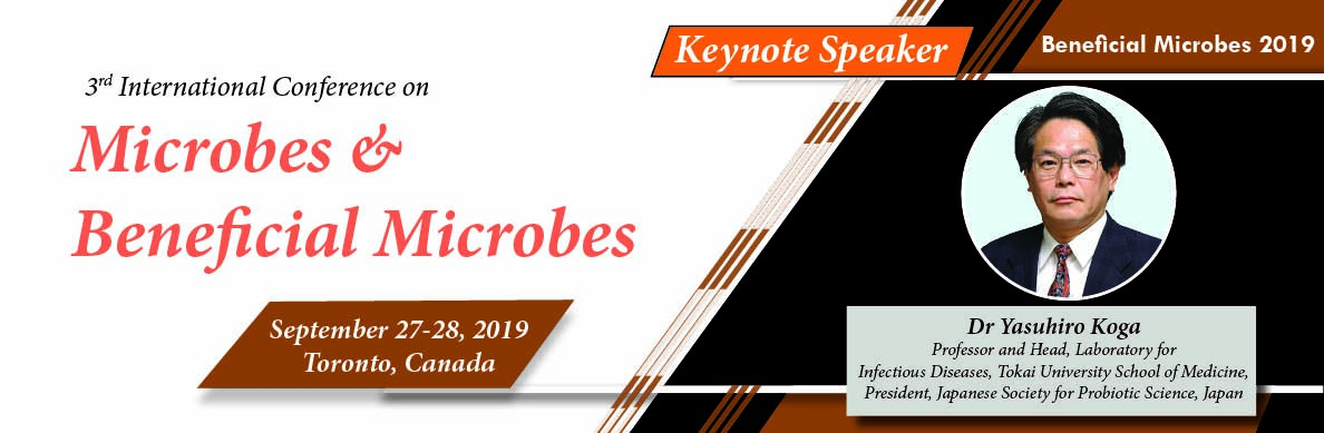 - Beneficial Microbes 2019