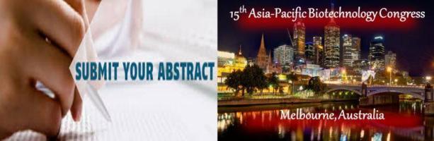 -  Asia Pacific Biotech Congress 2017