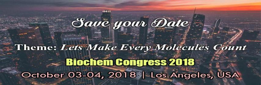 - Biochem Congress 2018