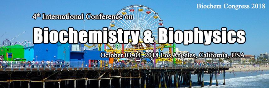 - Biochem Congress - Conference 2018