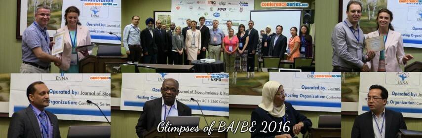 - Bioequivalence Congress 2017