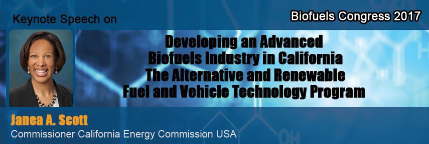 - Biofuels Congress 2017