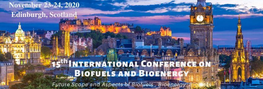 - Biofuels Meet 2020