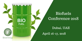 9th Annual Congress and Expo on Biofuels and Bioenergy  , Dubai,UAE
