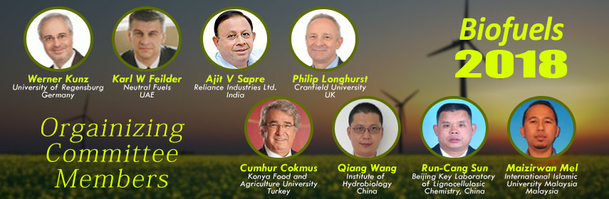 - Biofuels Conference 2018