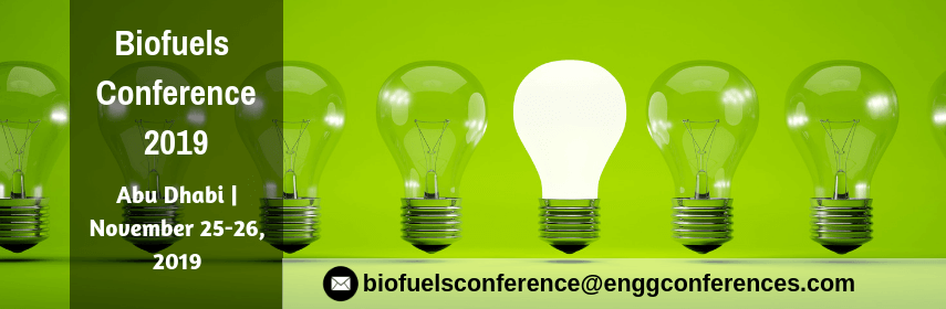 - Biofuels conference 2019