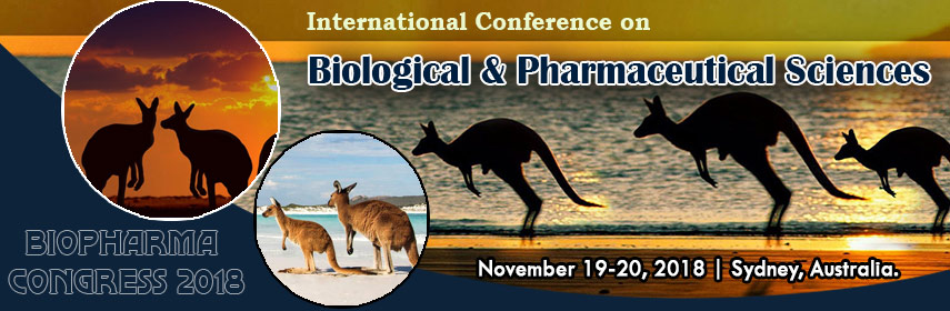Biological Sciences 2018 - BioPharma Congress 2018