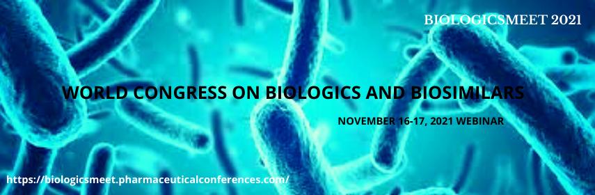 - Biologics Meet 2021