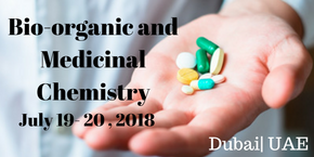 World Congress on Bio-organic and Medicinal Chemistry, Dubai, UAE