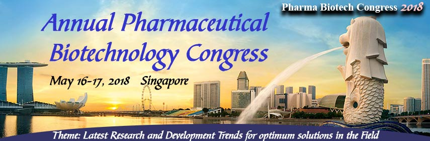 Biotechnology in Health care - Pharma Biotech Congress  2018