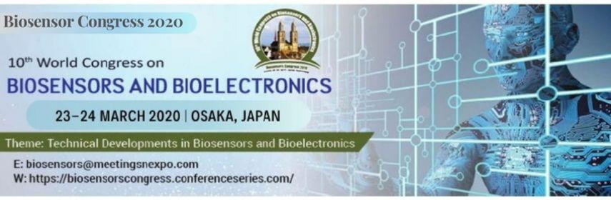 - Biosensors Congress 2020