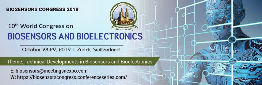 - Biosensors Congress 2019