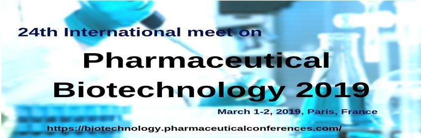 - Euro Pharmaceutical Biotechnology 2019