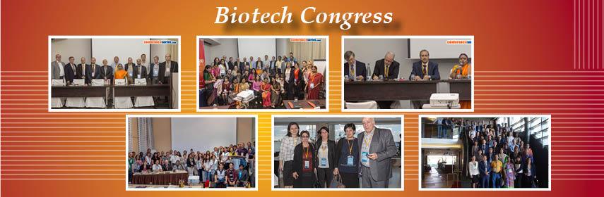 - Biotech Congress 2018