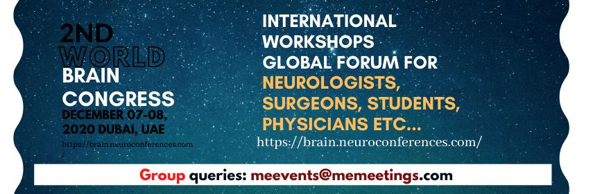 Speakers | Brain 2020 | Dubai | UAE - Brain-2020