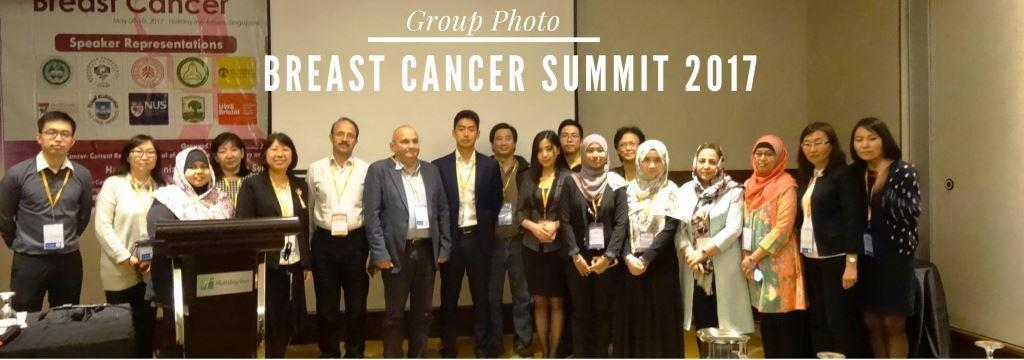 - Breast Cancer Summit 2018