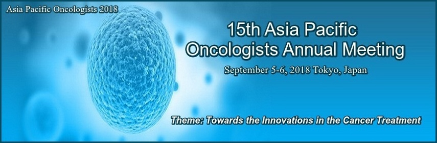 - Asia Pacific Oncologists 2018