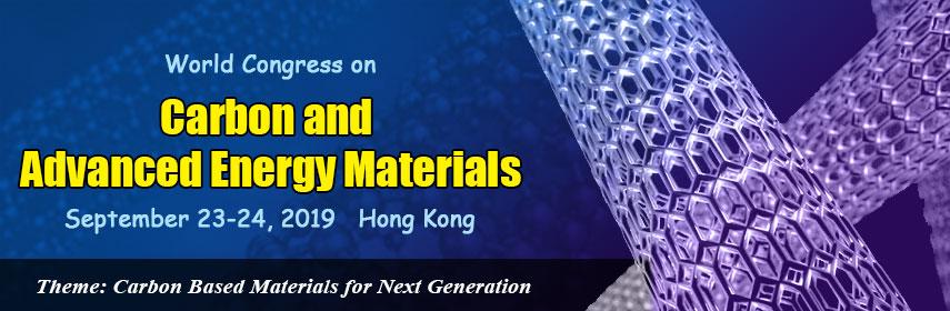 Carbon Conferences 2019 | Graphene Conferences | Carbon Materials