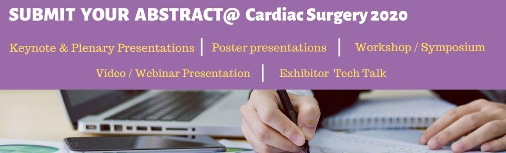 - Cardiac Surgery 2020
