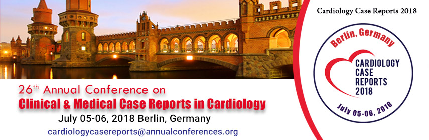 Case Reports on Cardiology | Cardiology Conferences