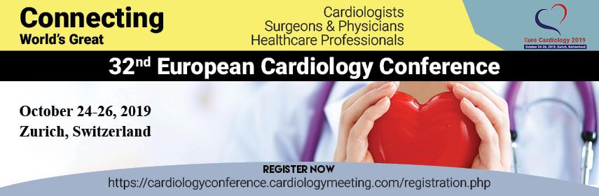 - Euro Cardiology 2019