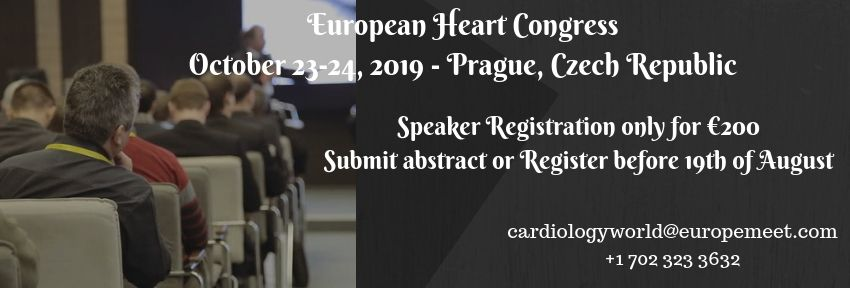 Cardiology Conferences 2019 | Cardiology Meetings | Prague