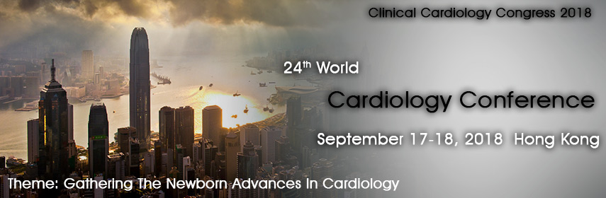- Clinical Cardiology Congress 2018