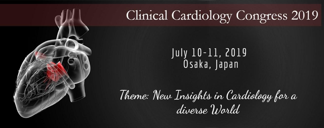 - Clinical Cardiology Congress 2019