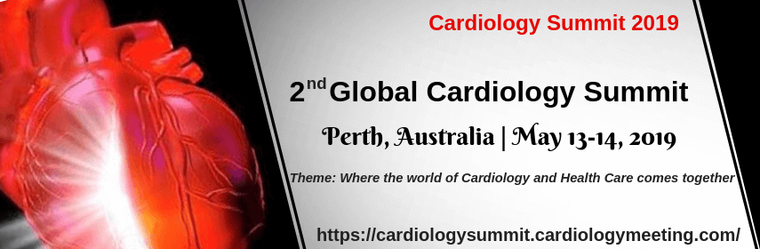 Cardiology Conferences - Cardiology Summit 2019
