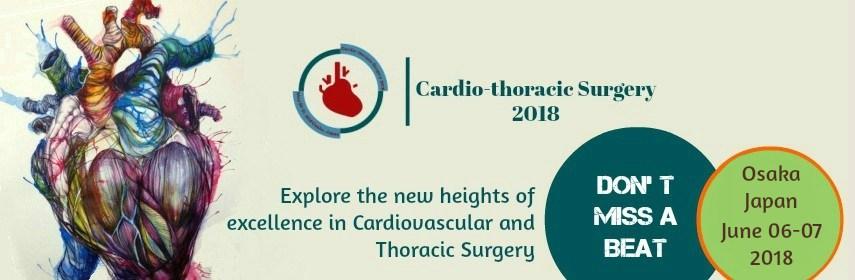 - Cardio-thoracic Surgery 2018
