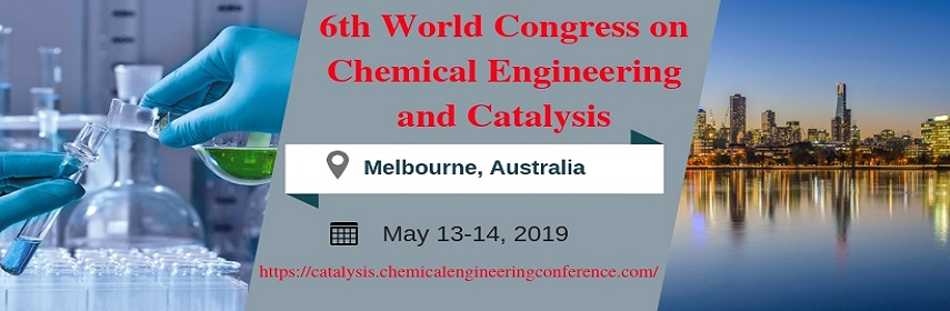 - Catalysis 2019