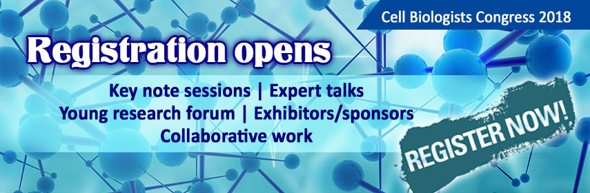 - Cell Biologists Congress  2018