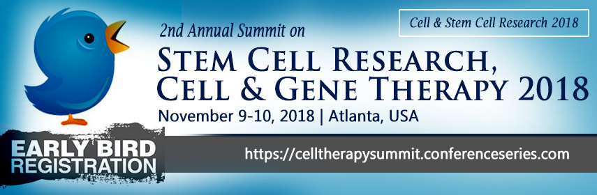 - Cell & Stem Cell Research 2018