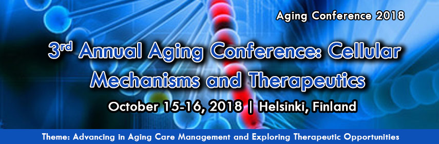 - Aging Conference 2018