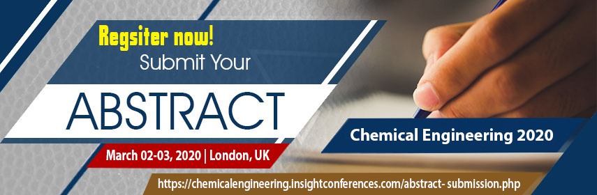 Chemical Engineering 2020 | Chemical Conference | Chemical congress