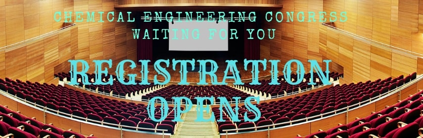 - Chemical Engineering Congress 2019