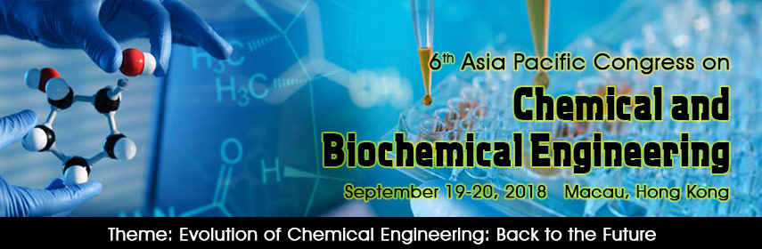 - Biochemical Engineering 2018