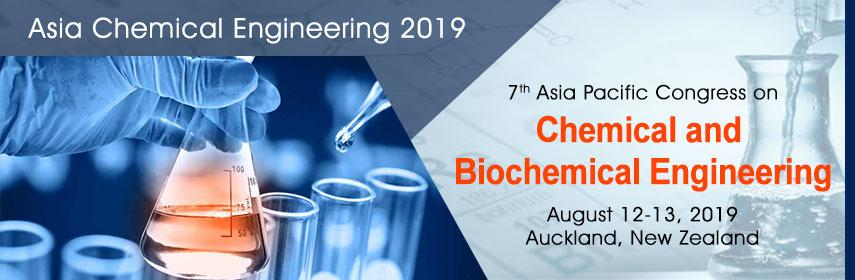 - ASIA CHEMICAL ENGINEERING 2019