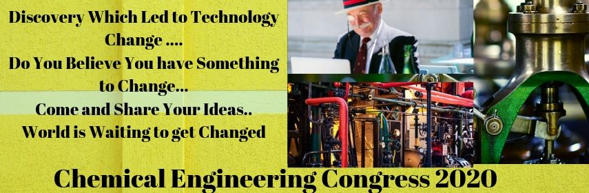 Chemical Engineering Conferences 2020| Chemical Engineering
