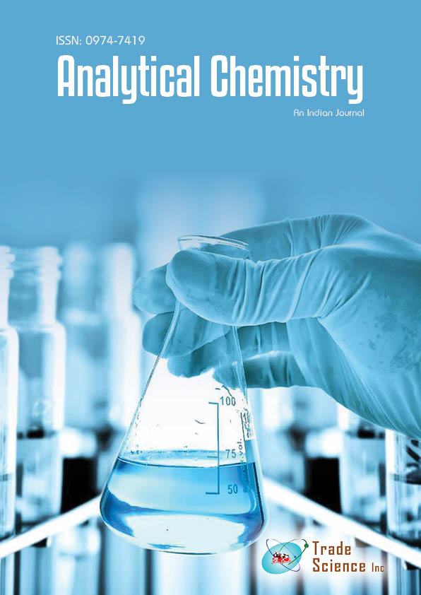 thesis on analytical chemistry