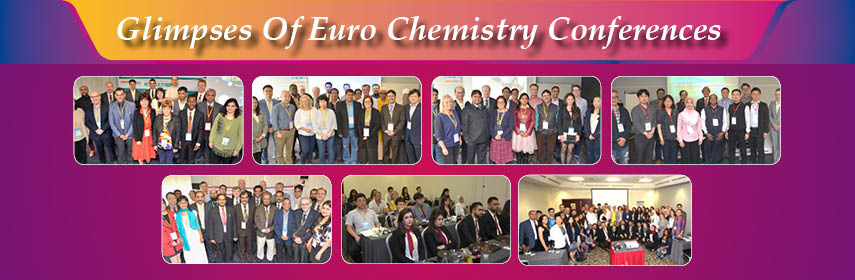Chemistry Conferences | Chemistry Meetings 2019 USA