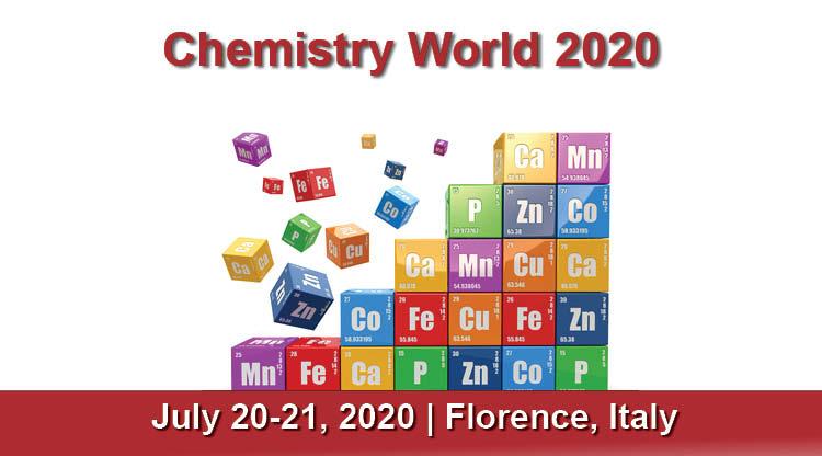 Chemistry Conferences 2020 | Organic & Inorganic