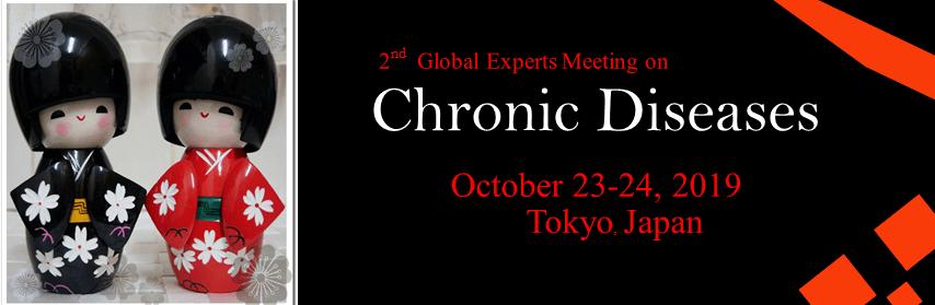 - Chronic Diseases Congress 2019