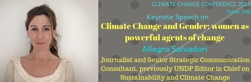 - Climate Change Conference 2018