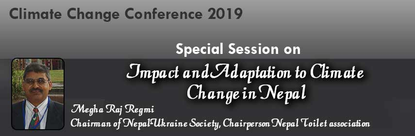 Special Session_Climate Change Conference 2019 - Climate Change Conference 2019