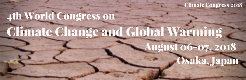 Climate Change - Climate Congress 2018