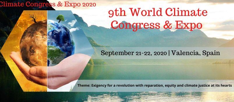 - Climate Congress & Expo 2020